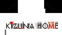 KIZUNAHOME 会社ロゴ